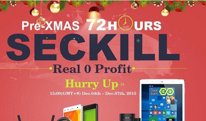 geekbuying, seckill sale