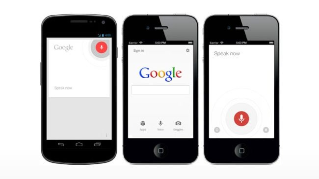 10. Voice search