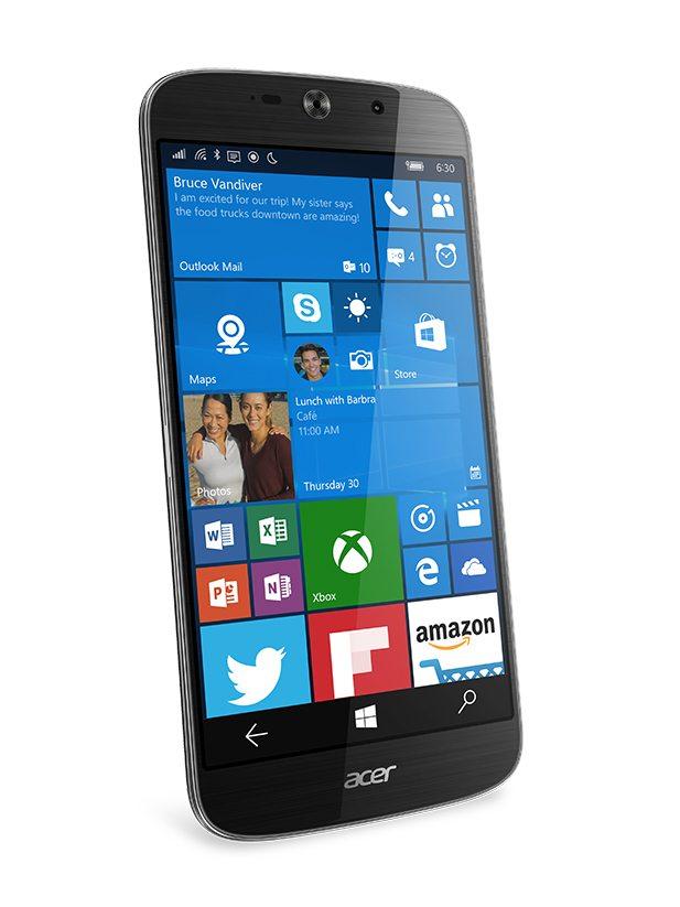 acer liquid jade primo, windows 10 phone