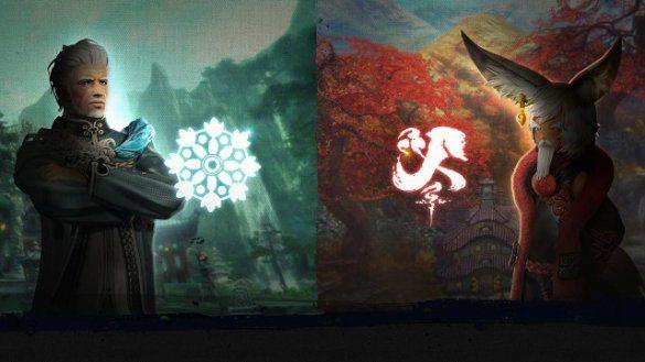 blade and soul cerulean order vs crimson legion