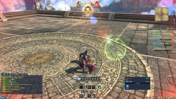blade and soul down but not out