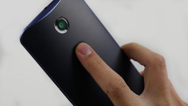 moto fingerprint