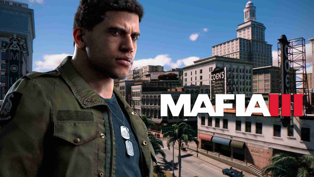 mafia 3 bug free game