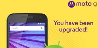 moto g 3rd gen android marshmallow update