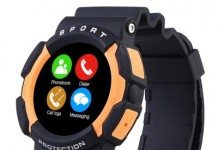 no.1 a10 screen, rugged smartwatch