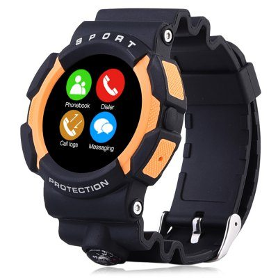 no.1 a10 screen, rugged smartwatch