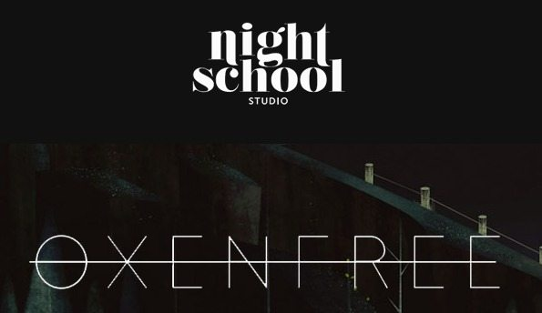 oxenfree review, night school studio