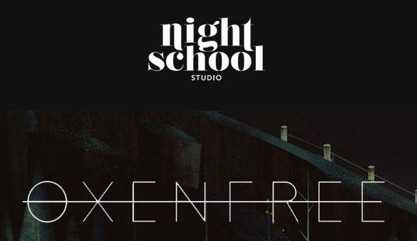 oxenfree review, night school studio