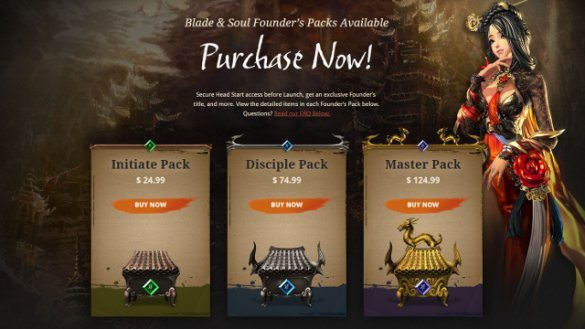 Blade and Soul: 8 Important Things to Start With | MobiPicker