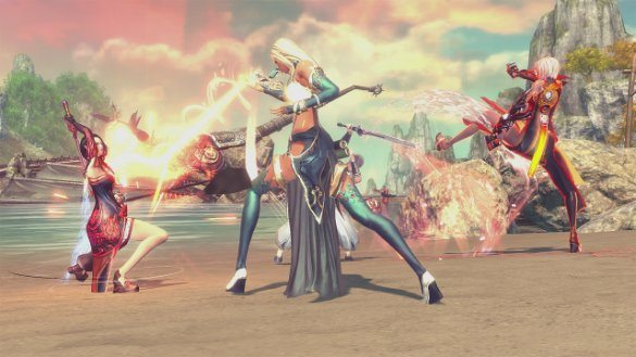 blade and soul the flavours of content