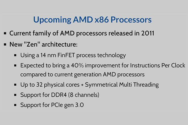 amd 32 core zen processors