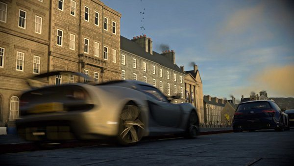 DriveClub Old Town