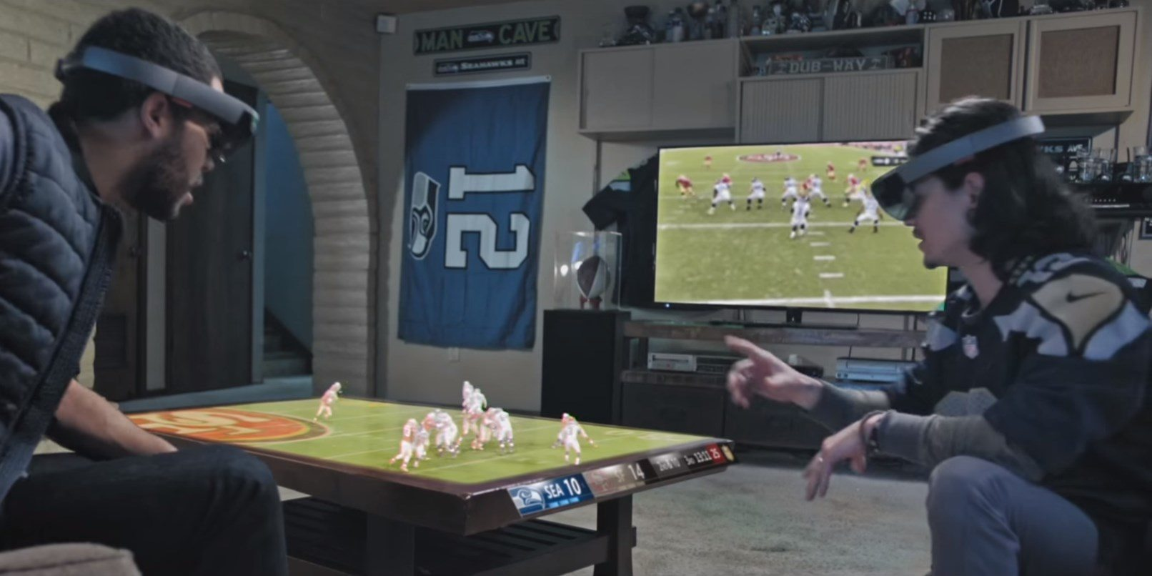 microsoft hololens changing the way you watch sports