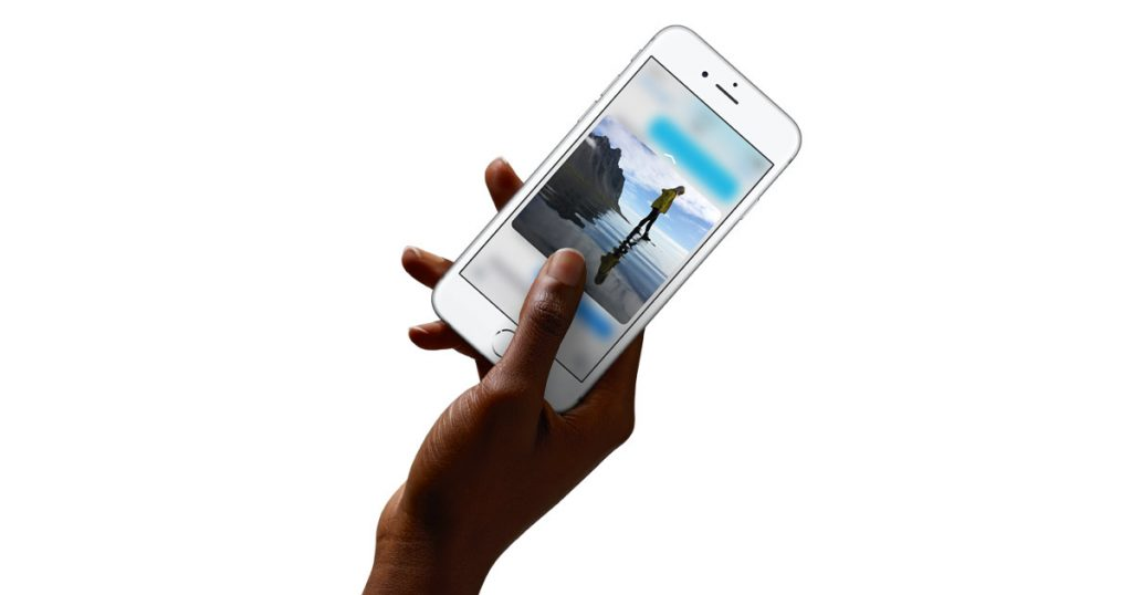 Iphone 3D