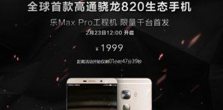 Le Max Pro