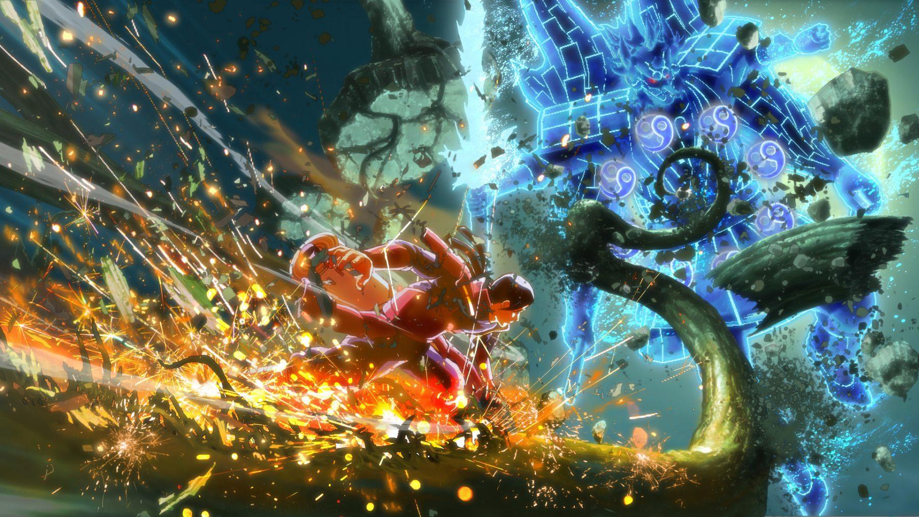 Naruto Shippuden: Ultimate Ninja Storm 4's Secret Battle
