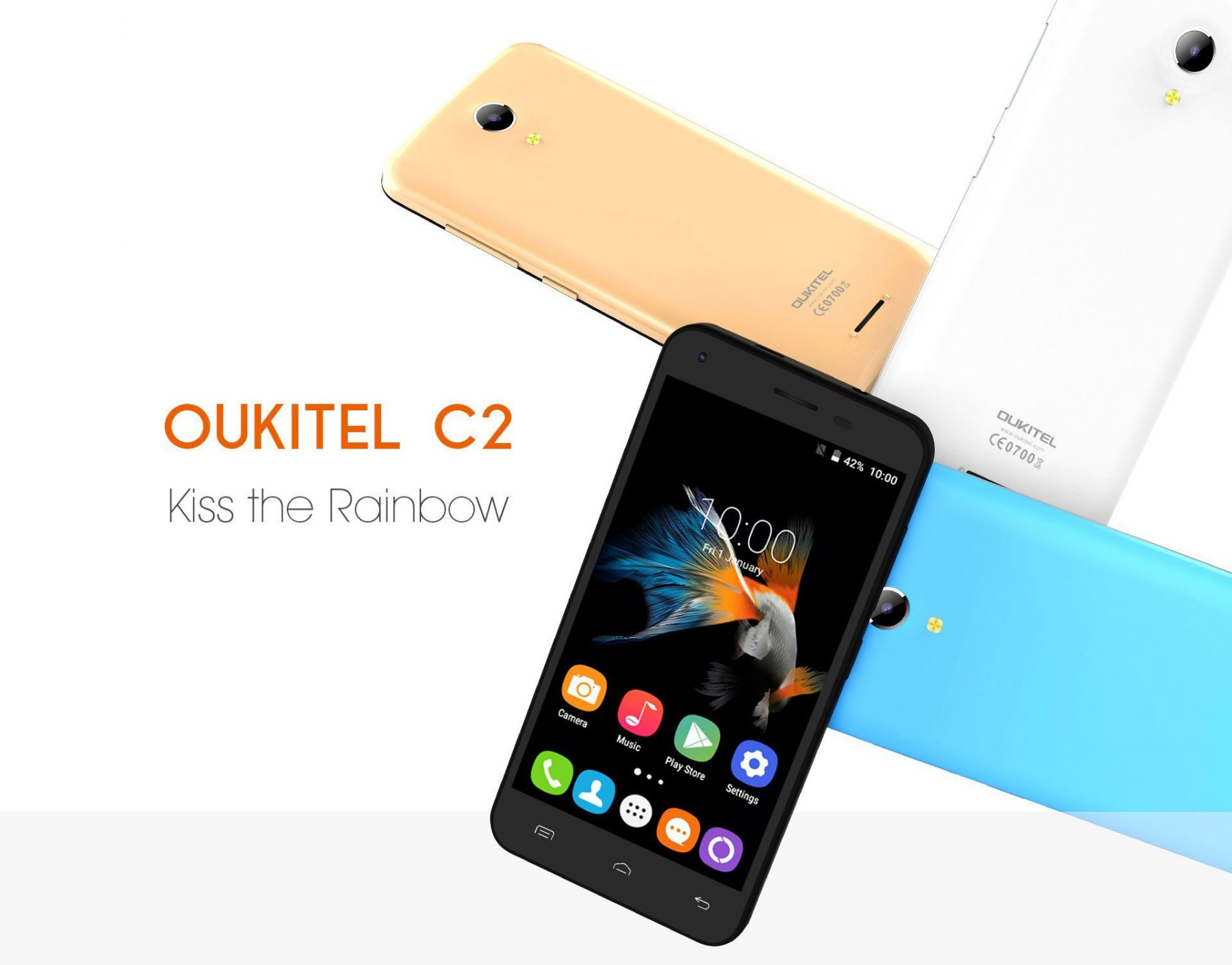 Oukitel C2