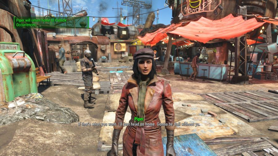Fallout 4 Mod Makes Your Companions Go Home | MobiPicker