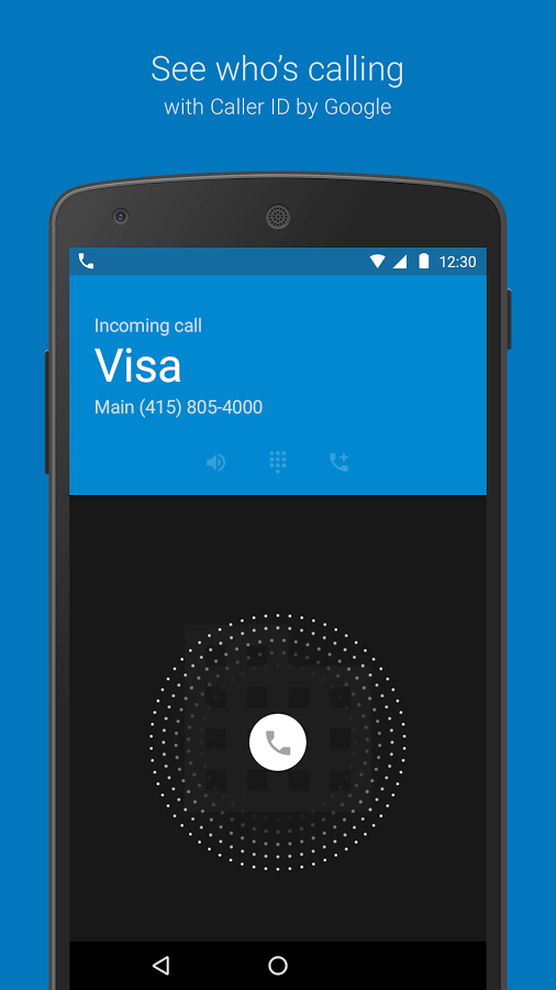 google phone dialer app for android