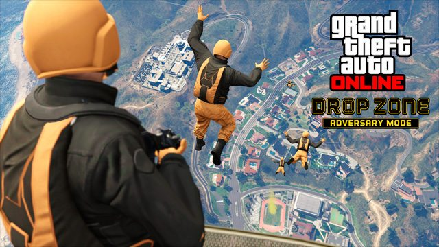 GTA 5 Drop Zone