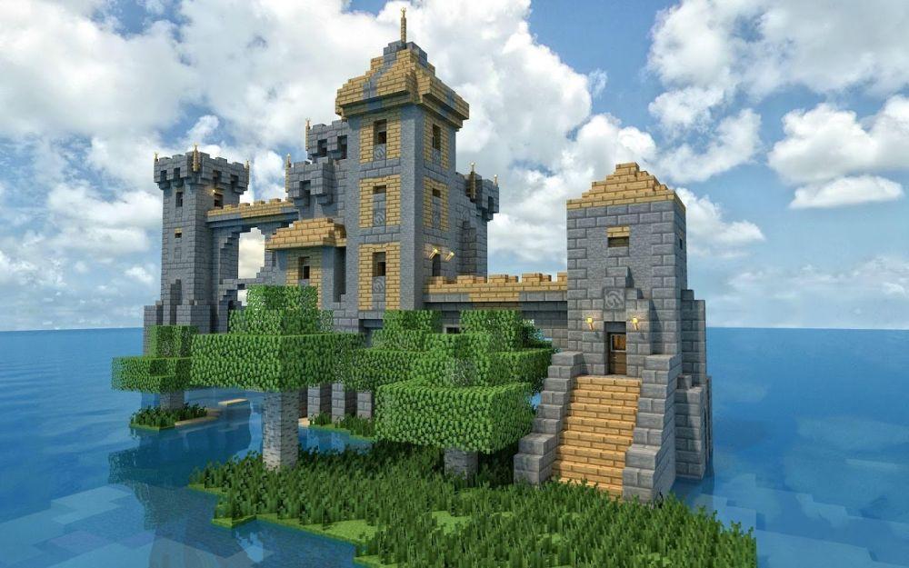 minecraft-castlejpg