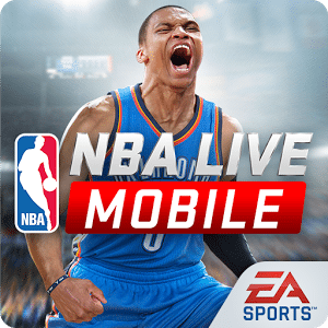 nba live mobile android apk