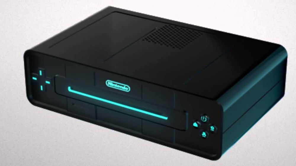 A mockup of what the Nintendo NX might look like