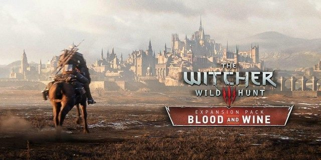 witcher blood and wine