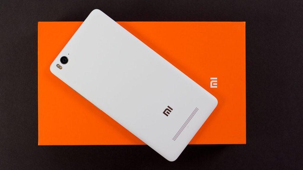 Chinese smartphone