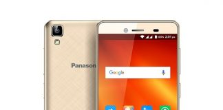 Panasonic T50 launch, price, specs, india