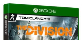 The Division Xbox One Box Art