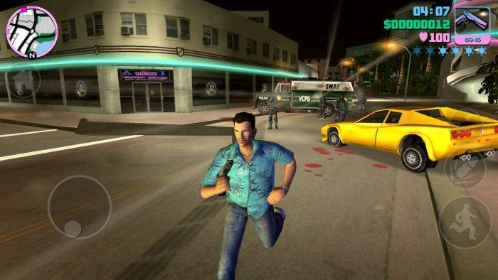 where is vice city based