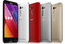 asus zenfone 2 laser android nougat update