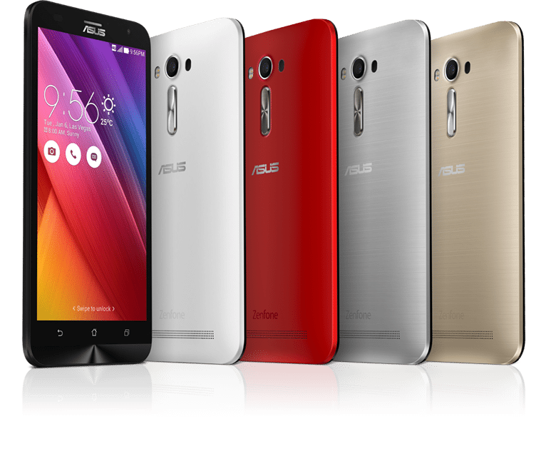 asus zenfone 2 laser android nougat update