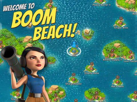 BOOM BEACH APK DOWNLOAD