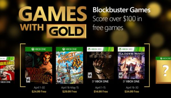 games-gold-april-2016