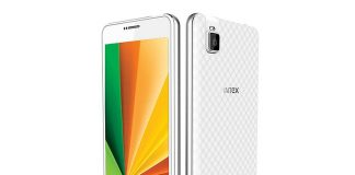 intex aqua twist, smartphone with rotating camera