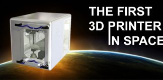 nasa 3d printer made in space