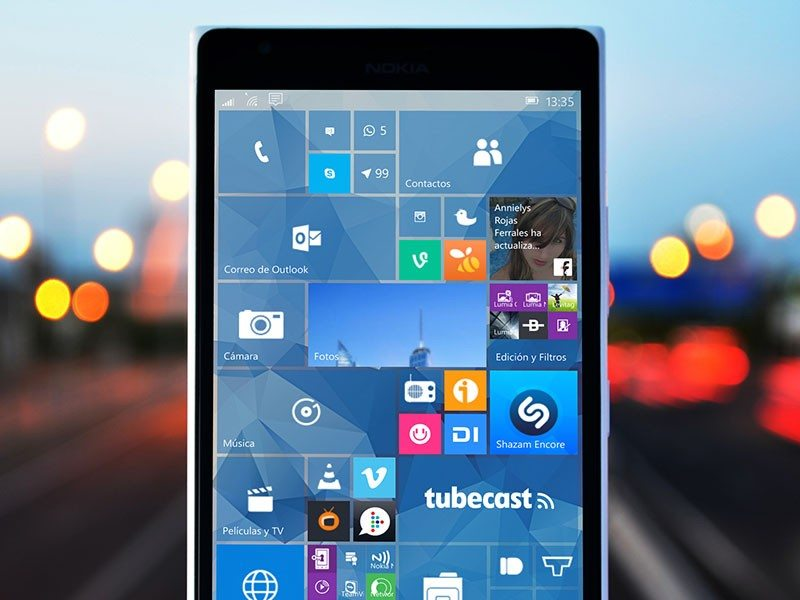 Microsoft could be launching Windows 10 Mobile today