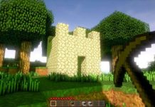 Minecraft Unreal Engine 4