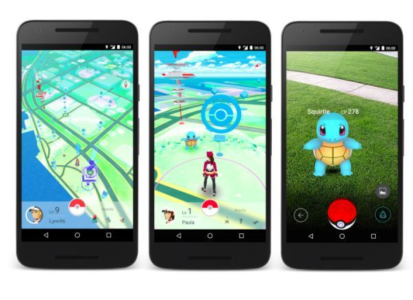 Japanese Gamers Are Testing Pokemon GO Gameplay Right Now