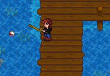Stardew Valley Fishing