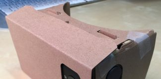 How to make Google Cardboard
