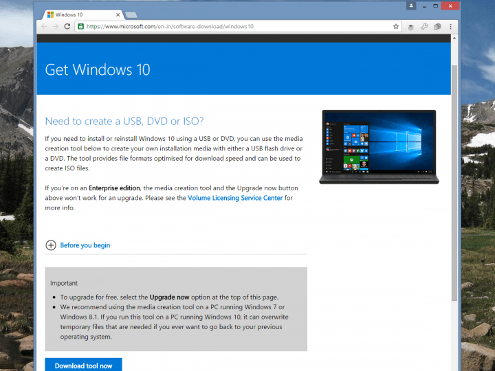 Windows 10  How To Download And Install Using An Iso File