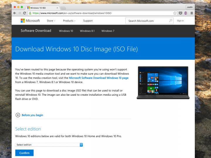 Windows 10 Iso Downloader