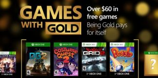 Xbox Live Games With Gold May 2016