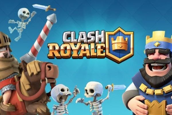 best and free ios games Clash Royale