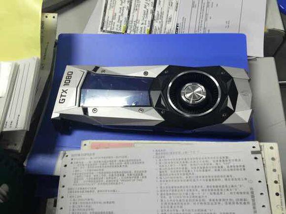 Nvidia GeForce GTX 1080 Pascal