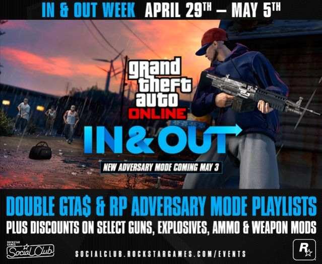 New GTA 5 Online Mode