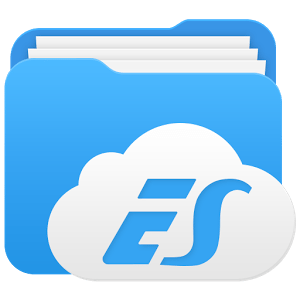 es file explorer apk downloaded